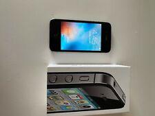 Apple iPhone 4s with Box - 16GB - Black (Unlocked) A1387 (CDMA + GSM)