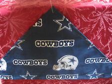 Dallas Cowboys Clip Dog Bandanna