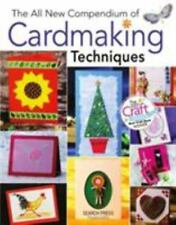 NEW - The All New Compendium of Cardmaking Techniques by Press, Search