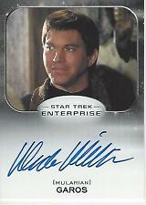 Star Trek 50th Anniversary Aliens Expansion Wade Williams Autograph