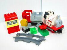 Lego Duplo Stanley Train Thomas & Friends Rare Engine w/ Cargo
