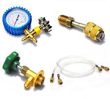Newest Air Conditioning Refrigeration Manifold Gauge Set R22 HVAC Gauges Tools