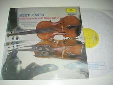 DG 135 081 Stereo : BEETHOVEN Violin Concerto : SCHNEIDERHAN : JOCHUM