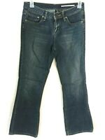 Buffalo David Bitton jeans size 30 stretch cotton blend 31 x 31 womens blue