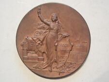 medaglia esposizione marchigiana Macerata 1905 59mm
