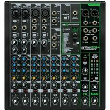 Mackie Pro FX10 v3 Mixer With Built In Effects, USB Recording Interface & Sof...