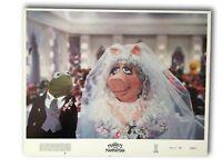 """MUPPETS TAKE MANHATTAN"" ORIGINAL 11X14 AUTHENTIC LOBBY CARD POSTER PHOTO 1984"