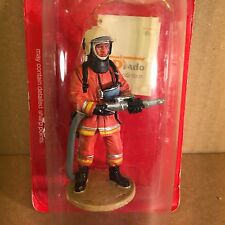 Fireman Firefighter   Brussels Belgium 2003   del Prado item BOM031