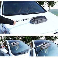 Car Wash Duster Cleaning Brush Wax Mop Microfiber Telescoping Dusting Dust AU