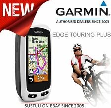 Garmin Edge Touring Plus│GPS SatNav│Cycle/Bike│Barometric-Altimeter│UK EuropeMap