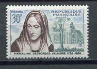 S9586) France MNH 1959 ,M.Desbordes-Valmore 1v