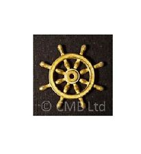 Mantua 35073 Ships Wheel Cast 30mm - Model Boat Fittings