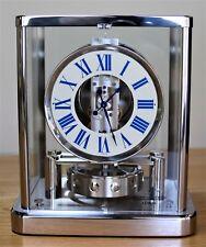 Jaeger LeCoultre Atmos Clock Classique Rhodiee 560