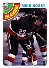 1992-93 O-Pee-Chee #391 Mike Bossy