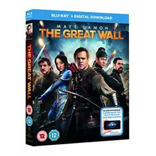 The Great Wall Blu-ray Plus Digital Download and 5053083095680