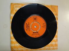 """PAUL REVERE & THE RAIDERS: Mo'reen-Oh! To Be A Man-U.K. 7"""" 1967 CBS Records 3186"""