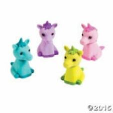 Unicorn Erasers (Pack 4)