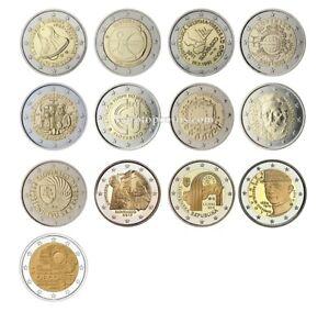 #RM# 2 EURO GEDENKMÜNZEN SLOWAKEI (2009-2020) - NEU - frei wählbar