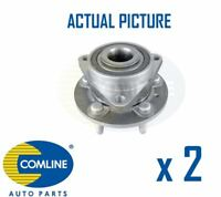 2 x NEW COMLINE FRONT WHEEL BEARING HUB ASSEMBLY PAIR OE QUALITY CHA118