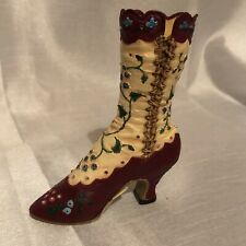 Collectible Minature Opera Boot 25005 Just The Right Shoe
