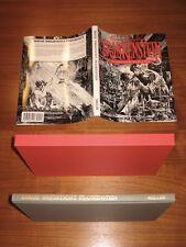 Bernie Wrightson's Frankenstein NM+ S/N #256/300 HC! Slipcased Hardcover 12 pix