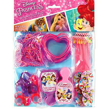 Disney Princess Mega Mix Party Pack Favors Girls Birthday Decoration Supply~48ct