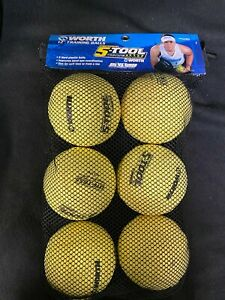 Worth  FASTPITCH 5-Tool Training Ball
