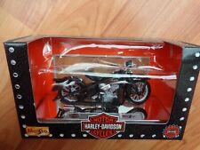 1/18 MAISTO CLASSIC 1948 EL PANHEAD BLACK HARLEY DAVIDSON MOTORCYCLE BIKE