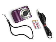 Kodak EasyShare C190 Digital Camera 12.3 MP 5x Optical 5x Digital Zoom PLUM