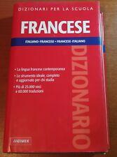 Dizionario Francesce- AA.VV- Vallardi - 2010 -M