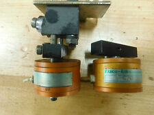 TWO (2) C 70 FABCO-AIR CYLINDER