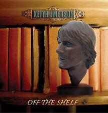 KEITH EMERSON - OFF THE SHELF - CD SIGILLATO 2017