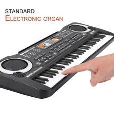 61Key Digital Music Electronic Keyboard Electric Piano Set Organ w/Microphone