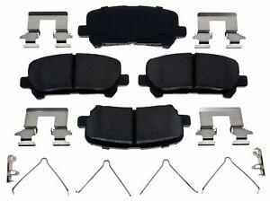 ACDelco 17D1281CH Rear Brake Pad Set For 07-17 Acura Honda MDX Odyssey Pilot ZDX