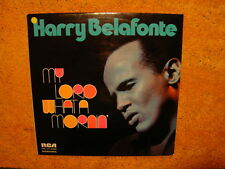 HARRY BELAFONTE - My Lord What a Mornin , RCA 1960 , Selten , Very Rare