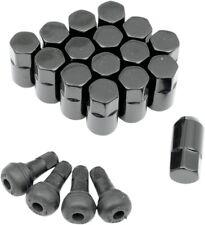 """Moose Racing Lug Nuts Black 3/8""""-24 0232-0206 See List"""