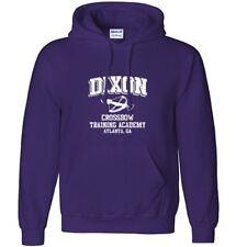 DARYL DIXON CROSSBOW TRAINING Hoodie Sweatshirt The Walking Dead Hooded Sweater