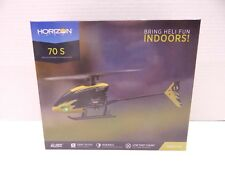 Blade 70 S Ready-To-Fly Ultra-Micro Helicopter BLH4200 Only Flown Once!!