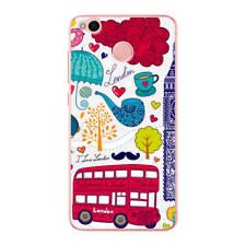 "COQUE CASE iPHONE 6 6S (4""7) LONDRES LONDON CITY SILICONE RIGIDE (PU)"