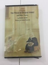 The Witch of Fourth Street - Myron Levoy (1972, Hardcover)
