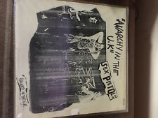 Sex Pistols Anarchy in the UK 12 inch