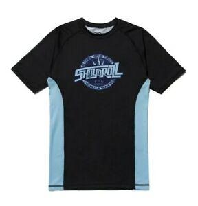 Shoyoroll Carolina SS Rashguard SIZE MEDIUM BJJ *FREE SHIPPING*🚚