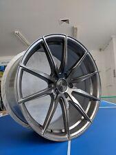 "20"" NVEUS Rana Staggered Wheels & Tyre Holden VE VF Statesman HSV BMW E90 F10"