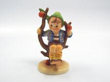 "Goebel Hummel Figurine #142 3/0 Apple Tree Boy TMK 5, 4"""