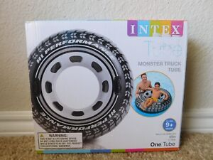 Brand new in the box Intex Monster Truck pool tube