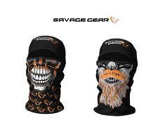 Savage Gear Balaclava New Models 2019 Skull / Beard Pike Predator Fishing Hat