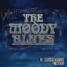 The Moody Blues - 5 Classic Albums NEW CD