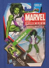 Hasbro 0653569699309 She Hulk Marvel Universe Action Figure