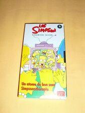 Les Simpson Première Saison VHS (2 épisodes)