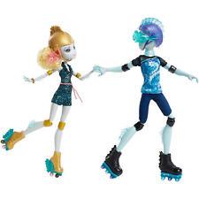 Monster High Lagoona Blue & Gillington Webber Dual Pack Dolls - New